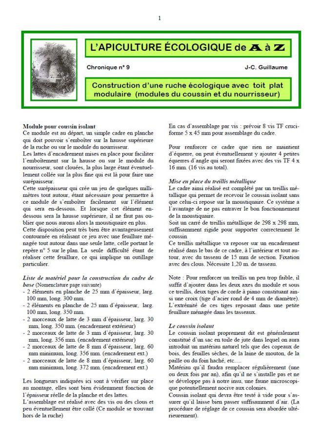 chronique 9 p1